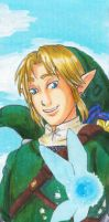 Link bookmark by Soji-chan