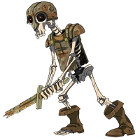 Zork- Skeleton by Zubby