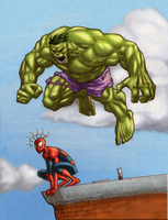 NEVER ignore your spider-sense by gogui
