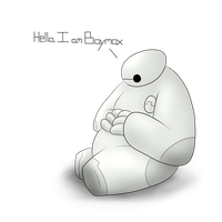 Baymax by Gr33n-DrAg0n