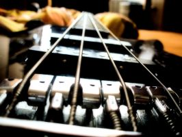 Ibanez guitar 3 by Marcco666