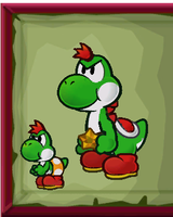 PMTTY: Yoshi Kid grew up by LitoYoshi