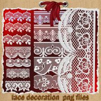 lace decoration 2 by roula33