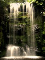 Waterfall by Dee-ehn