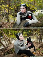 Crazy Cat-Lady by MaiSheriCostumes