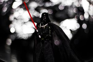 Lord Vader by Martim