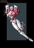 arcee by nightwing1975