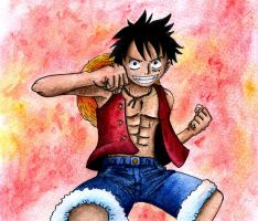 Luffy 7 by Sunny-berry