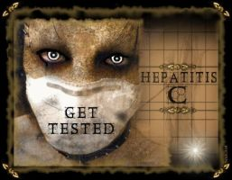 My attempt at Hep C Awareness by Jugzy