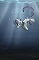 Ocean by MyMineAwesome