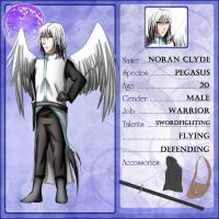 Noran Clyde Profile by assassins-fate