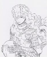 Griffith fanart by Zel-kun