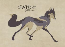 Switch Drawing by KayFedewa
