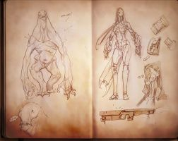 Sketchbook_Arrowed by Ikameka