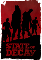 State Of Decay icon by theedarkhorse