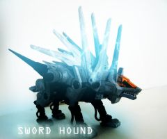 Zoid Custom - Sword Hound by Juno-Uno