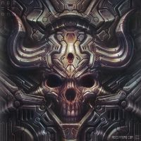 Biomech-hellskull by noistromo