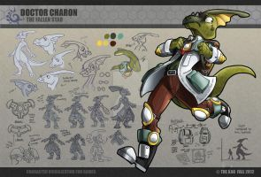Doctor Charon by TheK40