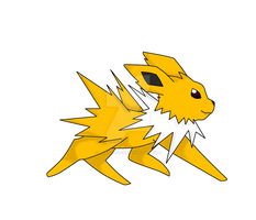 Jolteon of The Cult by maracat0901
