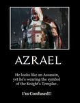 Arkham Knight Azrael Motivational by MetroXLR99