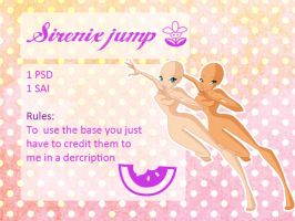 Base: Sirenix Jump by Dessindu43