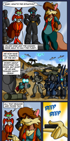 The Cat's 9 Lives! 3 Catnap and Outfoxed Pg85 by TheCiemgeCorner