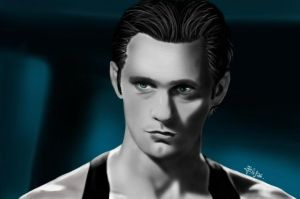 Eric Northman by Kalliope2401