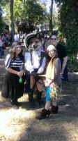 [RenFest13] What does the Fox Say? by LostSummer