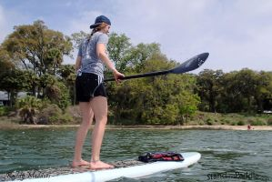 Stand and Paddle SUP 720 by PaddleGallery
