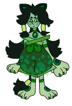 Jade Redesign Contest Entry by GHRainbowFluorite