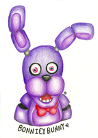 Bonnie The Bunny! by Jersey-Cat