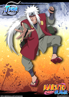 Jiraiya by Shinoharaa