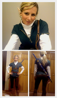 Zelda: Link Cosplay by cerasly