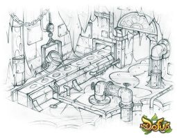 Dofus Frigost 3 concept by Catell-Ruz