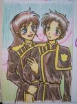 With Teito by angelklein