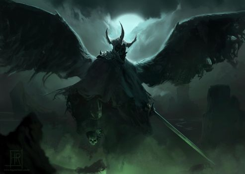Lord of darkness by hugo-richard