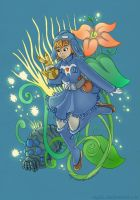 Nausicaa of the Valley of the Wind by Mytis