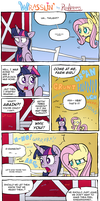 Wrasslin' by RedApropos