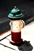 Italian waterpost by The-proffesional