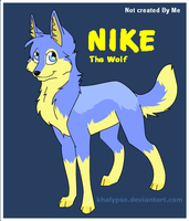 Nike the Wolf by Tails230
