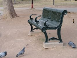 Bench by NoRulesStock