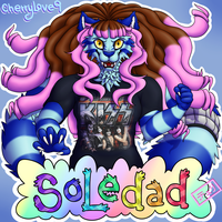 Soledad (Trade Art) by CherryLove9