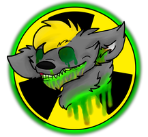 Toxic Wolf by Blood-wolf94
