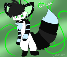 Ditcoh's new design by Landonfelion