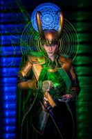 Little Loki's Green Tea by EmbryonicPith