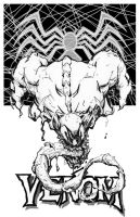 Limited Edition VENOM PRINT by rantz