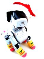 Aibo Christmas by bunniesRawesome