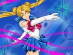 Sailor Moon Transformation Redraw by Evie-E