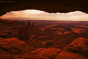 Canyonlands by PeterJCoskun