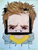 Jessie Pinkman by Squaracters